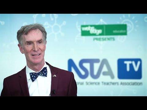 Bill Nye, CEO of the Planetary Society - NSTA 2017