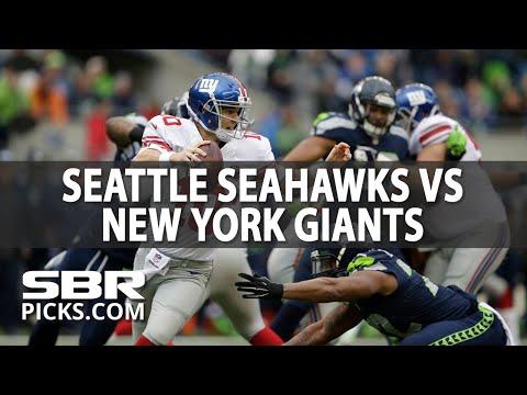 Seattle Seahawks at New York Giants | NFL Picks | With Al McMordie