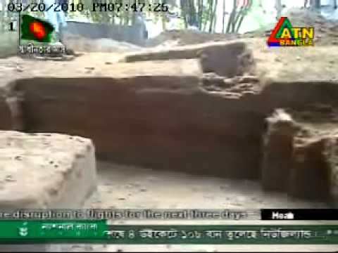 ATN Report on ULAB's archeological excavation in Bhitargarh, Bangladesh..