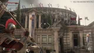 Ryse Son of Rome (2014) PC gameplay HD