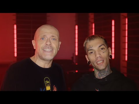 Смотреть клип Max Pezzali Feat. Gionnyscandal - Siamo Quel Che Siamo