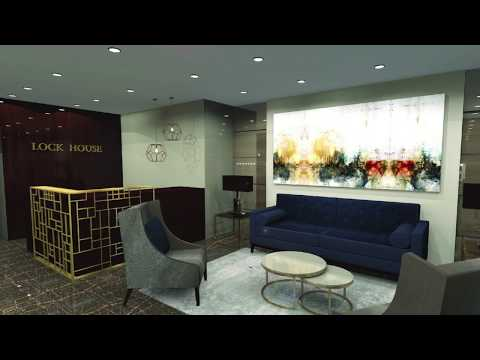 Commercial 3D Interior Design | Office Refurbishment | MPL Interiors