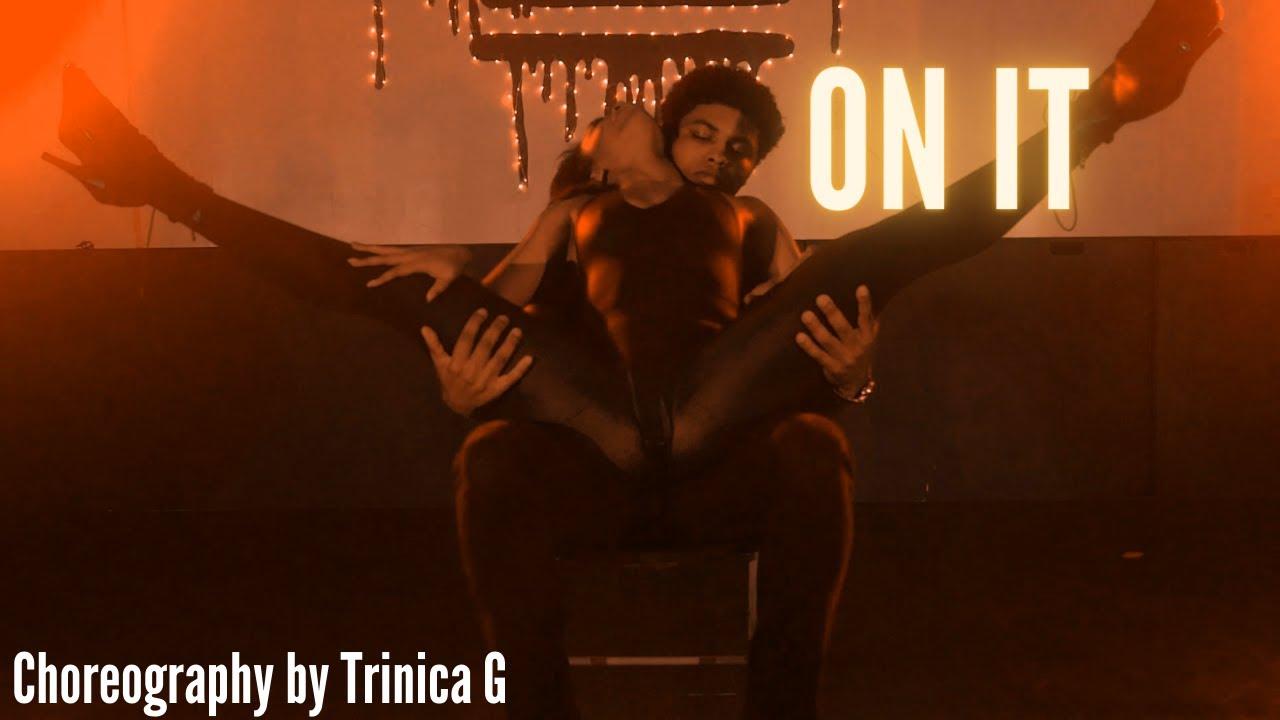"""On It"" Jazmine Sullivan ""Valentine's Day Bring Ya Boo"" Class Choreography by Trinica G."