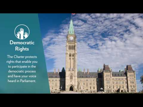 Introduction to The Canadian Charter of Rights and Freedoms