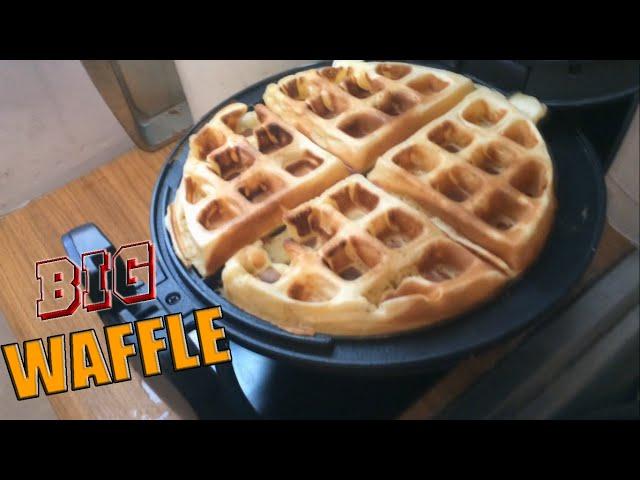 Tutorial para hacer Waffles | Jorge