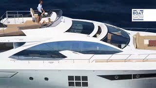 [ENG] AZIMUT 77S - Review - The Boat Show
