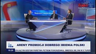 Rozmowy niedokończone: Areny promocji dobrego imienia Polski
