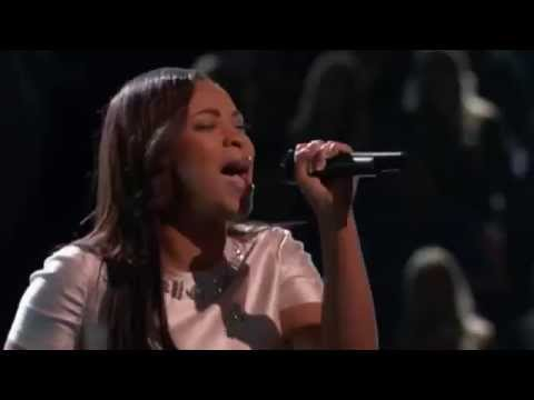 ✪ The Voice 2015 ✪ Top 10 Knockouts    Koryn Hawthorne  Try