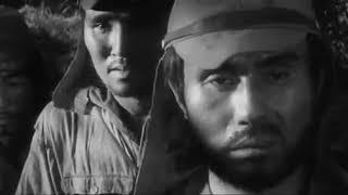 ПОЛЕВЫЕ ОГНИ, Реалистичный Японский Фильм, Фильмы о Войне