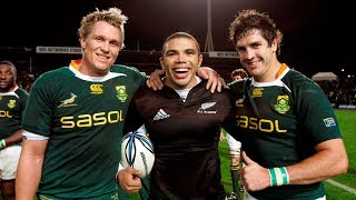10 Springbok Victories in New Zealand