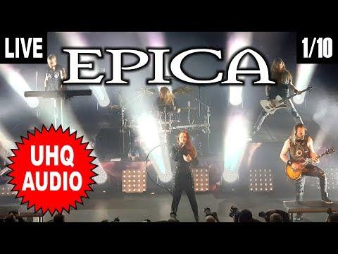 EPICA: Eidola/Edge of The Blade - London UK 13/4/18 *UHQ AUDIO* (1/10)