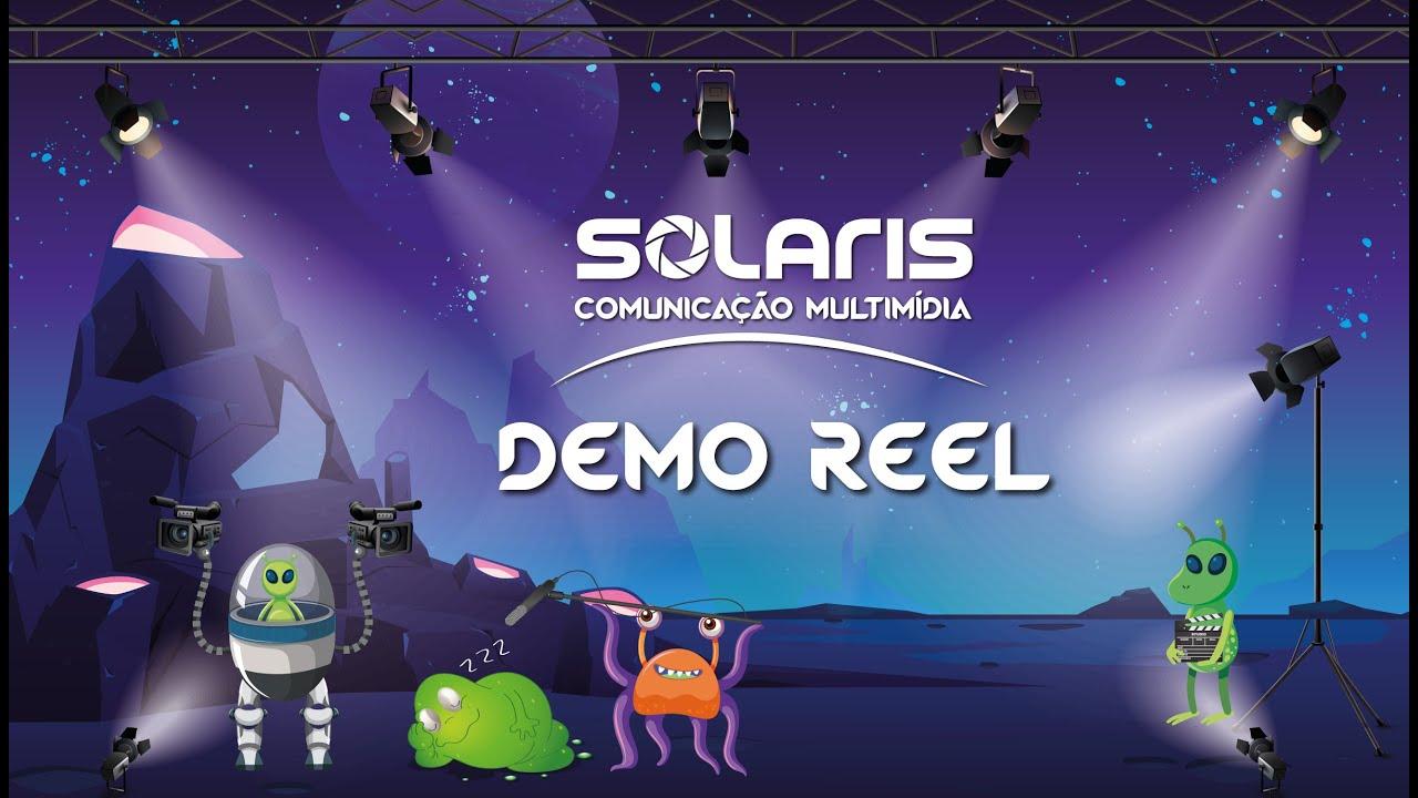 Demo Reel - Solaris Multimídia