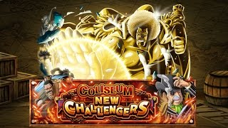 [OPTC] Capone Chaos Coliseum w Goku
