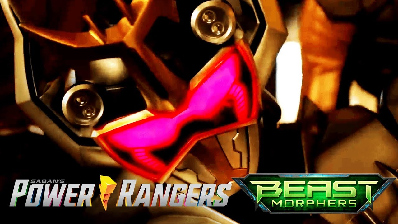 Download Beast Morphers - Evox's New Body   Episode 9 Silver Sacrifice   Power Rangers Official