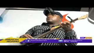 KAMBA MIX ZILIZOPENDWA ONE MAN GUITER DJ BIADO MBALYA NGAMU KYENI TV