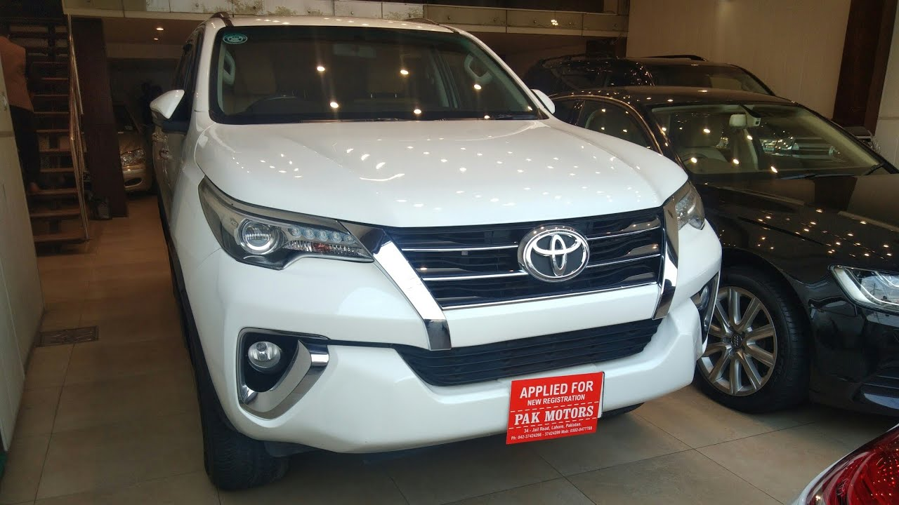 toyota fortuner 2 7 dual vvti 2017 review