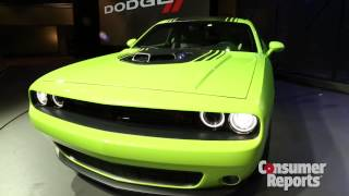 2015 Dodge Challenger preview | Consumer Reports