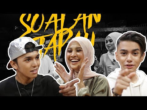 Aiman Tino & As'ad Motawh Buli Nabila Razali | #SoalanTapau