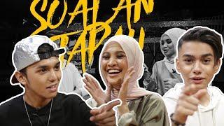 Aiman Tino & As'ad Motawh Buli Nabila Razali   #SoalanTapau