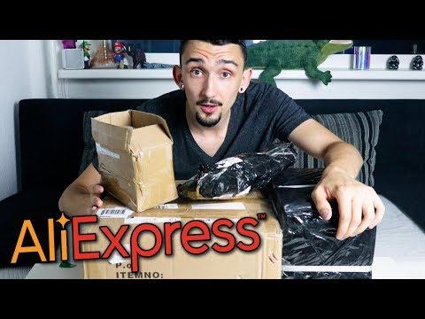 🔥😳 DAS ALIEXPRESS ZEUG IST DA!!! 😍😱 (~100€ ALIEXPRESS  Bestellung)