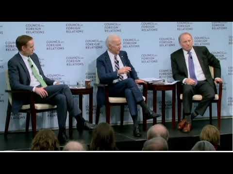 Joe Biden Brags about getting Ukranian Prosecutor Fired