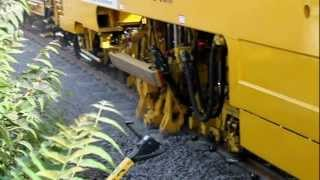 German Railways (DB)- track construction HD