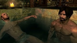 Skyrim Mod Of The Day - Episode 136: Northern Bathhouses