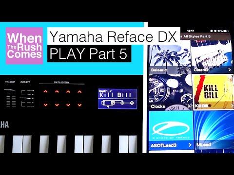Yamaha Reface DX | Play Part 5 - Лучшие приколы  Самое