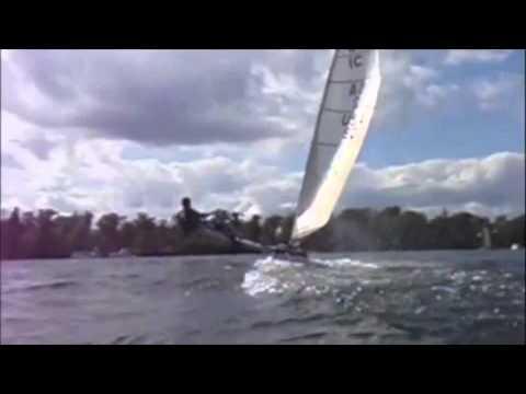 Sugar Island 09- International Canoe flyovers