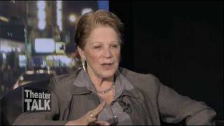 Tony-nominee LINDA LAVIN on working with HAL PRINCE