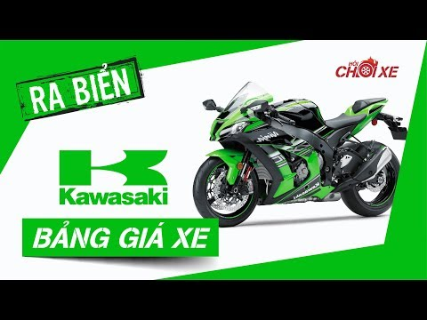 Bảng giá xe Kawasaki mới nhất: Z1000 thần thánh giữ vững ngôi vương