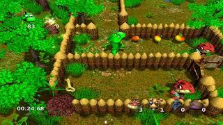 Emulação - Dino and Aliens jogável no CxBx-Reloaded (Build 853eea7b)
