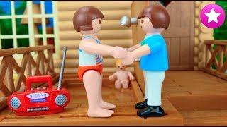 """Los playmobil viven aquí """"vacaciones juntos"""" episodio 1"""