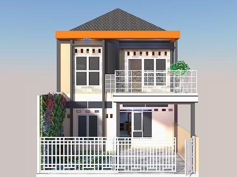 39 dekorasi desain rumah mewah ukuran 6x10 terbaru