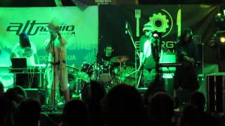 Cyclofillydea - Energy Open Air ... Черкассы - 06.07.2013