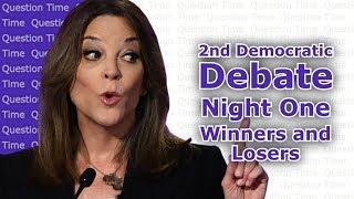 2nd Democratic Debate Night 1 Winners and Losers | QT Politics