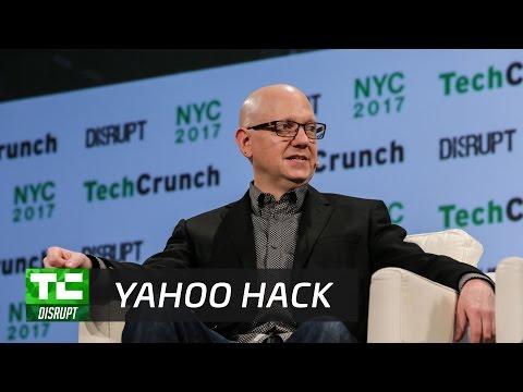 Inside Yahoo's massive data breach with Bob Lord of Yahoo | Disrupt NY 2017