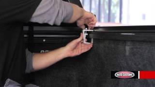 Gator Sr1 Roll Up Tonneau Cover Install 2007 Toyota Tundra Autocustoms Com Youtube