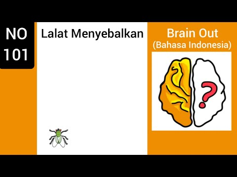 Brain Out Level 101 Lalat Menyebalkan