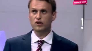 Ложь Навального на дебатах