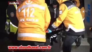 Konya haberleri - Yolcu otobüsü devrildi: 1 ölü, 43 yaralı