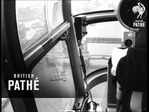 Pathe Drops In On Paris (1953)