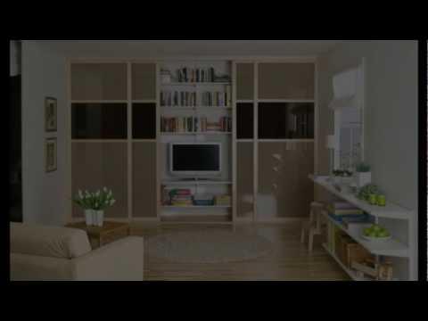ШКАФЫ-КУПЕ  с нишей под TV
