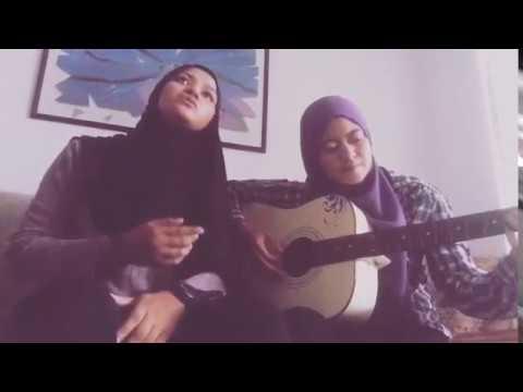 Terasa ada -sufian suhaimi (cover by aishah sleeq and guitar alia)
