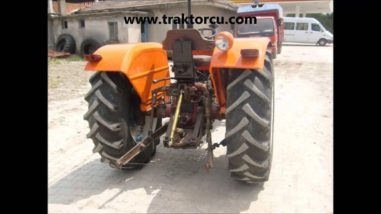 traktörcü   1973 model fİat 480 - youtube