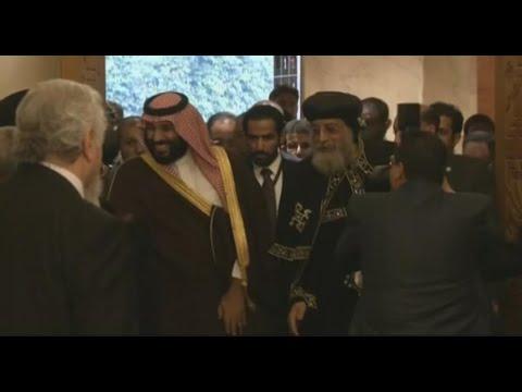 الكنيسة القبطية: ولي العهد السعودي يهز أساس التطرف بالمنطقة  - 12:25-2018 / 3 / 7