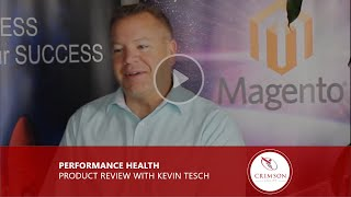 Crimson Agility | Customer Testimonial | Performance Health