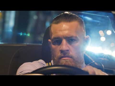 Conor McGregor Shift interview: EXTENDED