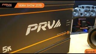 PRV Audio at The SEMA Show 2019