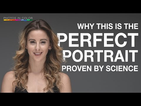 Why this is the perfect PORTRAIT PHOTOGRAPHY angle - Proven by SCIENCE